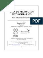 Guia Fitosanitarios 2007 TOMO 2