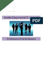 gestão empresarial II - parte 2