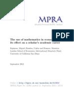 MPRA Paper 41363