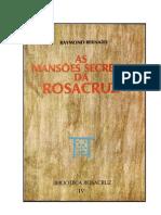 Raymond Bernard - As mansões secretas da Rosacruz (pdf)(rev)