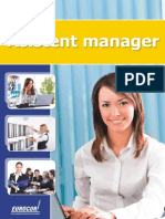 15 Lectie Demo Asistent Manager