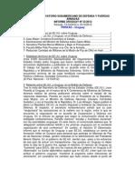 Informe Uruguay 33-2012