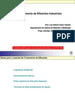 [Apostila] Tratamento de Efluentes Industriais - PUC