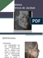 Puntos y Planos Cefalometricos de Jarabak 1