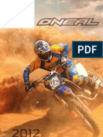 2012 ONeal Catalogo
