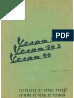 peças vespa 50s
