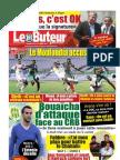LE BUTEUR PDF du 21//10/2012