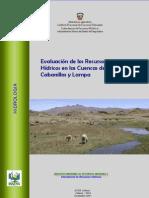 Estudio Hidrologico- Rio Lampa
