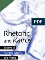 P. Sipiora, J. Baumlin (eds.) - Rhetoric and Kairos