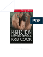 Kris Cook - Eternally Three 01 - Perfection