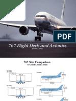 B767 Flightdeck and Avionics