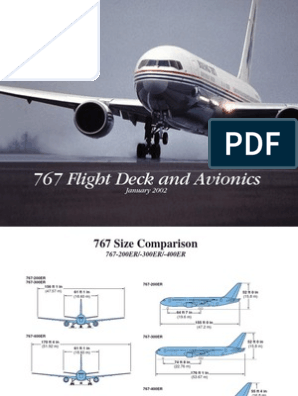 B767 Flightdeck and Avionics | Aircraft | Aviation