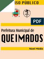 Edital - PMQ - Nível Médio
