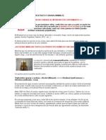 Biodiesel de Aceites Vegetales y Grasas Animales
