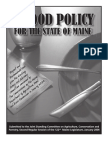 Food Policy Draft