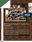 La Reforma de Las Fuerzas Armadas Peru