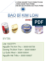 Tieu Luan Bao Bi Kim Loai