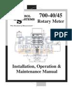 PETRO TCS Ops Manual 700-40 45