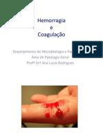 Hemorragia e Coagulação