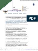 Boletín Mexicano de Derecho Comparado