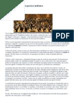 Os instrumentos da orquestra sinfônica - pesquisa