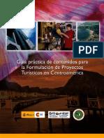 Guia Practica de Contenidos para la Formulación de Proyectos Turísticos en Centroamérica