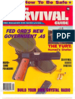 American Survival Guide April 1988 Volume 10 Number 4