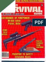 American Survival Guide June 1988 Volume 10 Number 6
