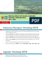 Rencana Detail Tata Ruang, Kabupaten Tolikara