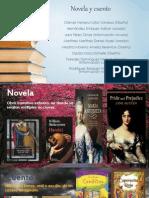 Novela y Cuento