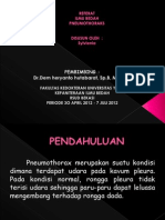 Referat pneumothorak
