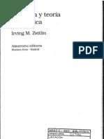 Ideología y teoría sociológica Irving Zeitlin, Capítulos.9 y 10