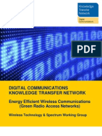 DCKTN Energy Efficient Wireless Communications Positioning Paper 30Mar11