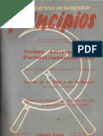PRINCIPIOS N°13 - JULIO DE 1942 - PARTIDO COMUNISTA DE CHILE