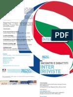 Interriviste Brochure
