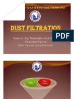 Dust Filtration