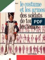 Le Costume Et Les Armes Des Soldats de Tous Les Temps (Part 2)