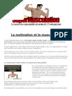Super Musculation musculation a la maison