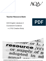 LITA2 Creative Study Guidance