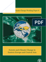 Balkans Forest and Climate Changing