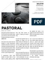 Boletim Semanal 21/10/2012 a 27/10/2012