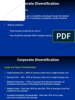 Corporate Diversification503