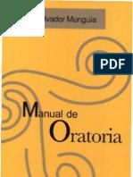 Munguia, Manual de Oratoria