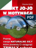 Efekt Jo Jo w Motywacji