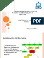 Clasificacion Baltimore Grupo i[1]