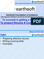19 Earthsoft Preparing Resume n Covering Letter