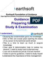 3-B-Earthsoft-Guidance to Students- Plan for Study & Exam