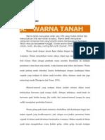 SIFAT FISIK TANAH