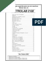 Programação Metrolab 2100