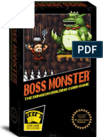 Boss Monster Rulebook